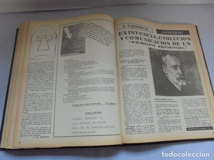 Libros de segunda mano: KARMA 7. NUEVOS HORIZONTES DE LA CIENCIA. Nº 26 AL Nº 37. 1975. DE ENERO A DICIEMBRE. - Foto 22 - 221956030
