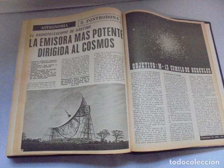 Libros de segunda mano: KARMA 7. NUEVOS HORIZONTES DE LA CIENCIA. Nº 26 AL Nº 37. 1975. DE ENERO A DICIEMBRE. - Foto 25 - 221956030