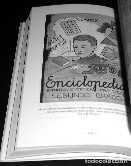 Libros de segunda mano: ESCOLANTES E ESCOLAS DE FERRADO. NARCISO DE GABRIEL. EDICIONS XERAIS DE GALICIA 2001. COMO NUEVO. - Foto 2 - 222165791