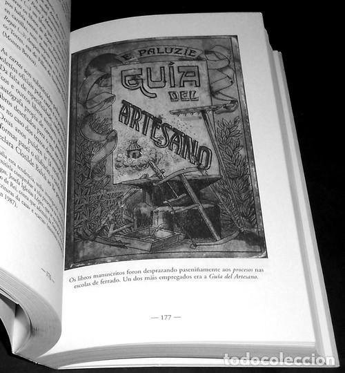 Libros de segunda mano: ESCOLANTES E ESCOLAS DE FERRADO. NARCISO DE GABRIEL. EDICIONS XERAIS DE GALICIA 2001. COMO NUEVO. - Foto 3 - 222165791