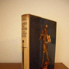 Livros em segunda mão: MARTÍ DE RIQUER: L'ARNÈS DEL CAVALLER. ARMES I ARMADURES CATALANES MEDIEVALS (ARIEL, 1968) 1ª EDICIÓ. Lote 222265621