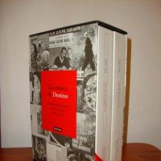 Libros de segunda mano: LA CRÓNICA DE DESTINO, 1937 - 1980 - DESTINO IMAGO MUNDI, EXCELENTE ESTADO, RARO. Lote 222294010