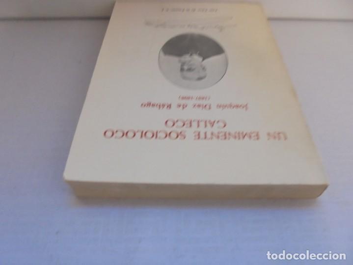 Libros de segunda mano: UN EMINENTE SOCIOLOGO GALLEGO. JOAQUIN DIAZ DE RABAGO. DEDICADO POR EL AUTOR. 1979. - Foto 5 - 225580372