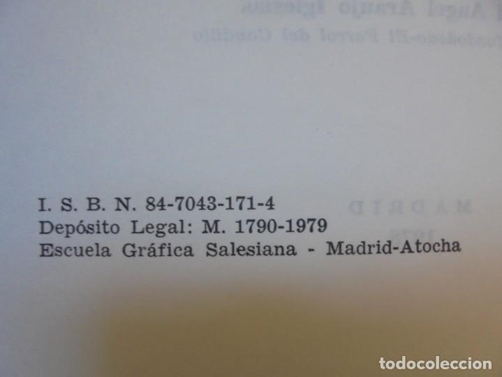 Libros de segunda mano: UN EMINENTE SOCIOLOGO GALLEGO. JOAQUIN DIAZ DE RABAGO. DEDICADO POR EL AUTOR. 1979. - Foto 8 - 225580372