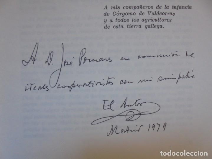 Libros de segunda mano: UN EMINENTE SOCIOLOGO GALLEGO. JOAQUIN DIAZ DE RABAGO. DEDICADO POR EL AUTOR. 1979. - Foto 9 - 225580372