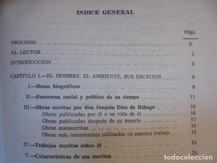 Libros de segunda mano: UN EMINENTE SOCIOLOGO GALLEGO. JOAQUIN DIAZ DE RABAGO. DEDICADO POR EL AUTOR. 1979. - Foto 17 - 225580372
