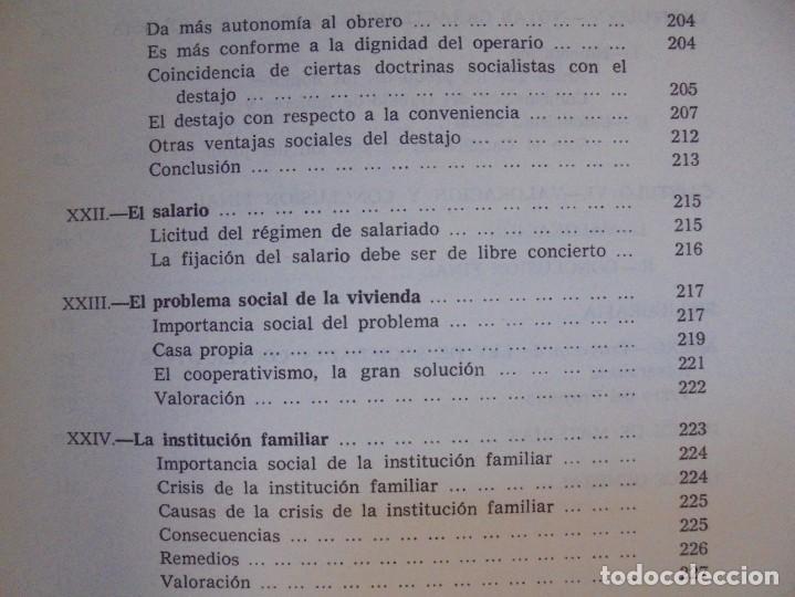 Libros de segunda mano: UN EMINENTE SOCIOLOGO GALLEGO. JOAQUIN DIAZ DE RABAGO. DEDICADO POR EL AUTOR. 1979. - Foto 25 - 225580372