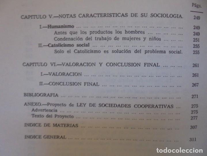 Libros de segunda mano: UN EMINENTE SOCIOLOGO GALLEGO. JOAQUIN DIAZ DE RABAGO. DEDICADO POR EL AUTOR. 1979. - Foto 27 - 225580372