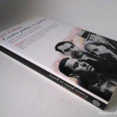 Libros de segunda mano: IAN GIBSON. CUATRO POETAS EN GUERRA. Lote 225840615