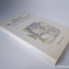 Libros de segunda mano: JAIME GIL DE BIEDMA. RETRATO DEL ARTISTA EN 1956. Lote 228213570