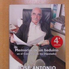 Livros em segunda mão: MEMORIAS DE UN BEDUINO EN EL CONGRESO DE LOS DIPUTADOS / JOSÉ ANTONIO LABORDETA / EDICIONES B. Lote 230243535