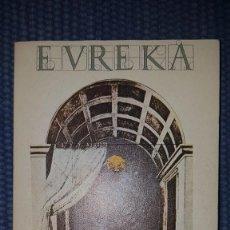Libros de segunda mano: POE, EDGAR ALLAN: EUREKA. Lote 231997030
