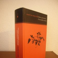 Libros de segunda mano: MARTÍ DE RIQUER: QUINZE GENERACIONS D'UNA FAMÍLIA CATALANA (QUADERNS CREMA, 1998) PRIMERA EDICIÓ. Lote 235558945