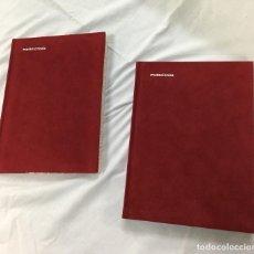 Libros de segunda mano: VOLUMENES MUTACIONES / METAMORFOSIS - JAVIER PEREZ. Lote 235691855