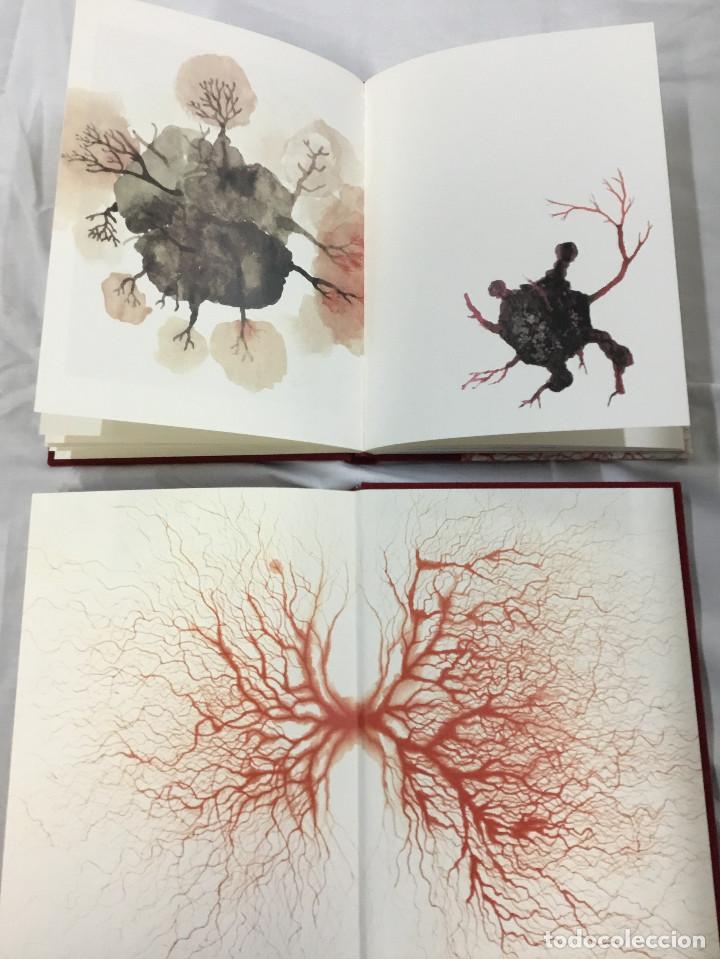 Libros de segunda mano: VOLUMENES MUTACIONES / METAMORFOSIS - JAVIER PEREZ - Foto 4 - 235691855