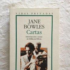 Libros de segunda mano: CARTAS - JANE BOWLES. Lote 236665265