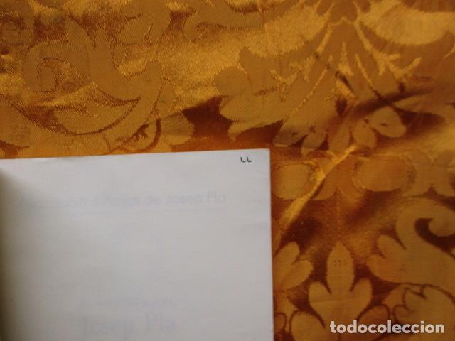 Libros de segunda mano: Sis visions sobre Josep Pla - Narcís Jordi Aragó, Josep Martinell, Jaume Reixach, Antoni M. Rigau, R - Foto 5 - 236801850
