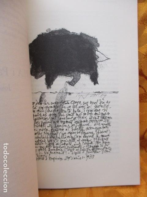Libros de segunda mano: Sis visions sobre Josep Pla - Narcís Jordi Aragó, Josep Martinell, Jaume Reixach, Antoni M. Rigau, R - Foto 10 - 236801850