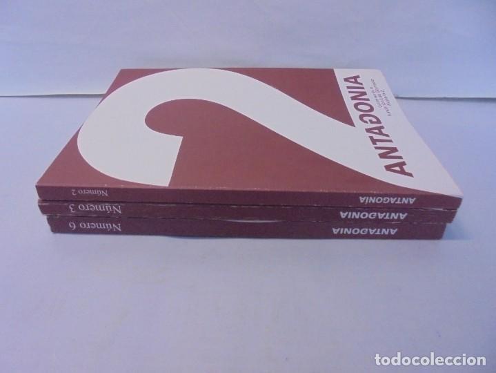 Libros de segunda mano: ANTAGONIA. CUADERNOS DE LA FUNDACION LUIS GOYTISOLO Nº 2-3-6. ACTAS NARRATIVA HISPANICA CONTEMPORANE - Foto 2 - 236810850