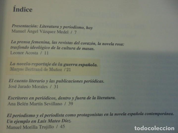 Libros de segunda mano: ANTAGONIA. CUADERNOS DE LA FUNDACION LUIS GOYTISOLO Nº 2-3-6. ACTAS NARRATIVA HISPANICA CONTEMPORANE - Foto 5 - 236810850
