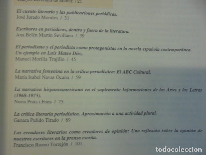 Libros de segunda mano: ANTAGONIA. CUADERNOS DE LA FUNDACION LUIS GOYTISOLO Nº 2-3-6. ACTAS NARRATIVA HISPANICA CONTEMPORANE - Foto 6 - 236810850