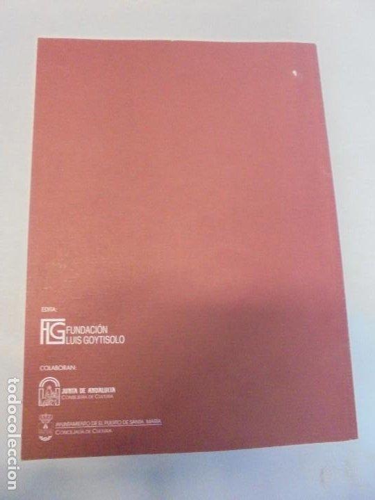 Libros de segunda mano: ANTAGONIA. CUADERNOS DE LA FUNDACION LUIS GOYTISOLO Nº 2-3-6. ACTAS NARRATIVA HISPANICA CONTEMPORANE - Foto 9 - 236810850