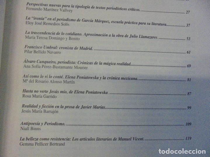 Libros de segunda mano: ANTAGONIA. CUADERNOS DE LA FUNDACION LUIS GOYTISOLO Nº 2-3-6. ACTAS NARRATIVA HISPANICA CONTEMPORANE - Foto 13 - 236810850
