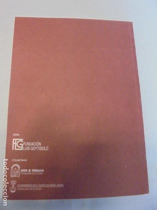 Libros de segunda mano: ANTAGONIA. CUADERNOS DE LA FUNDACION LUIS GOYTISOLO Nº 2-3-6. ACTAS NARRATIVA HISPANICA CONTEMPORANE - Foto 16 - 236810850