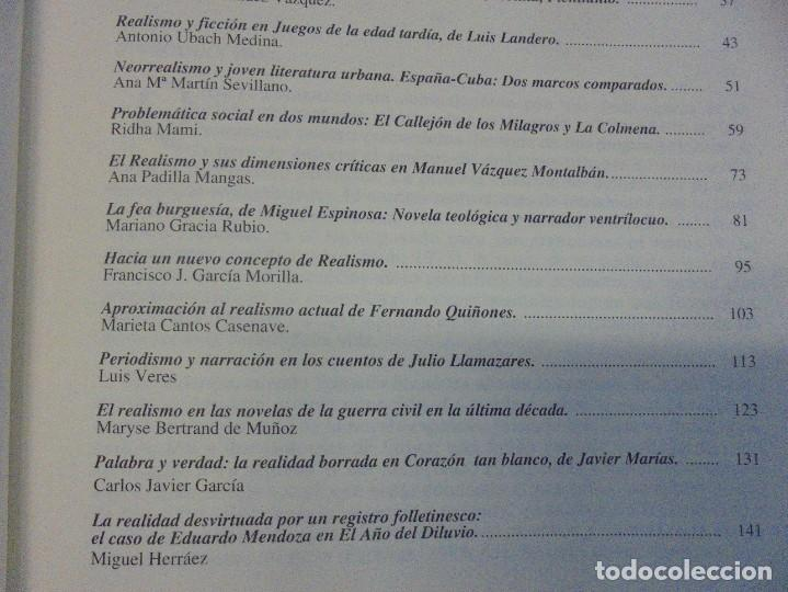 Libros de segunda mano: ANTAGONIA. CUADERNOS DE LA FUNDACION LUIS GOYTISOLO Nº 2-3-6. ACTAS NARRATIVA HISPANICA CONTEMPORANE - Foto 20 - 236810850