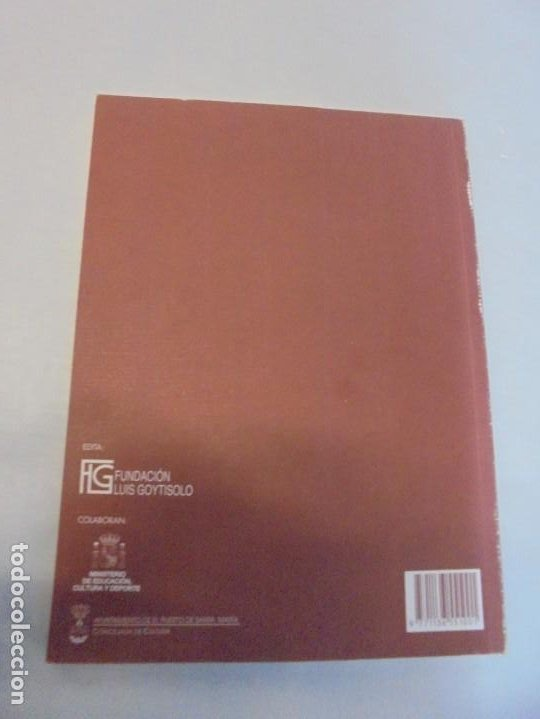 Libros de segunda mano: ANTAGONIA. CUADERNOS DE LA FUNDACION LUIS GOYTISOLO Nº 2-3-6. ACTAS NARRATIVA HISPANICA CONTEMPORANE - Foto 24 - 236810850