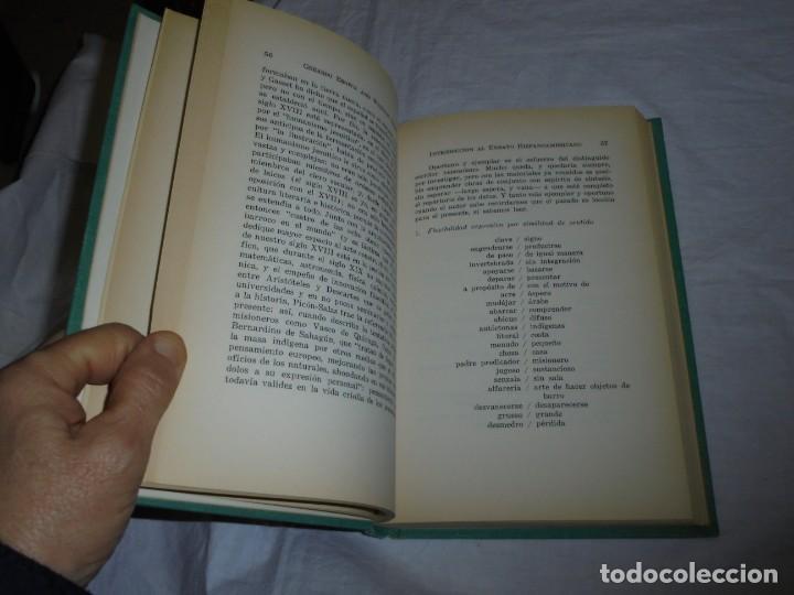 Libros de segunda mano: INTRODUCCION AL ENSAYO HISPANOAMERICANO.GERARDO BROWN-WILLIAM JASSEY 1968 - Foto 6 - 239457510