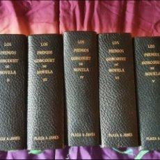 Libros de segunda mano: COLECCION PREMIOS GONCOURT - PLAZA Y JANES. Lote 240369805