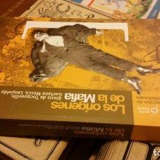 Libros de segunda mano: 2009 - ALEXIS DE TOCQUEVILLE (Y OTROS) - LOS ORÍGENES DE LA MAFIA - CAPITÁN SWING. Lote 240450010