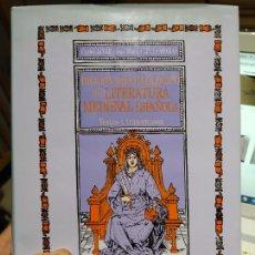 Libros de segunda mano: DICCIONARIO FILOLOGICO DE LITERATURA MEDIEVAL. CARLOS ALVAR, J.M. LUCIA, ED. CASTALIA. 2002.MUY RARO. Lote 243452365
