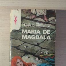 Libros de segunda mano: MARIA DE MAGDALA. Lote 244699035