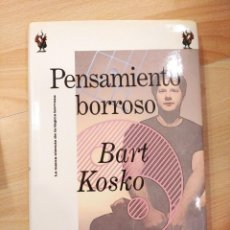 Libros de segunda mano: 'PENSAMIENTO BORROSO'. BART KOSKO. Lote 245941545