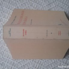 Libros de segunda mano: DIALECTOLOGÍA ESPAÑOLA. A. ZAMORA VICENTE. 2A EDICIÓN MUY AUMENTADA. GREDOS 1966. Lote 246177815