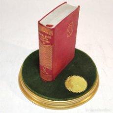 Libros de segunda mano: NUEVO GLOSARIO. VOL II. EUGENIO D'ORS. AGUILAR. PRIMERA EDICIÓN. 1947.. Lote 249527105
