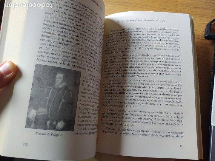 Libros de segunda mano: Escritores extremeños en los cementerios de España, Ricardo Hernandez, Ed. Beturia, 2004 - Foto 5 - 252425375