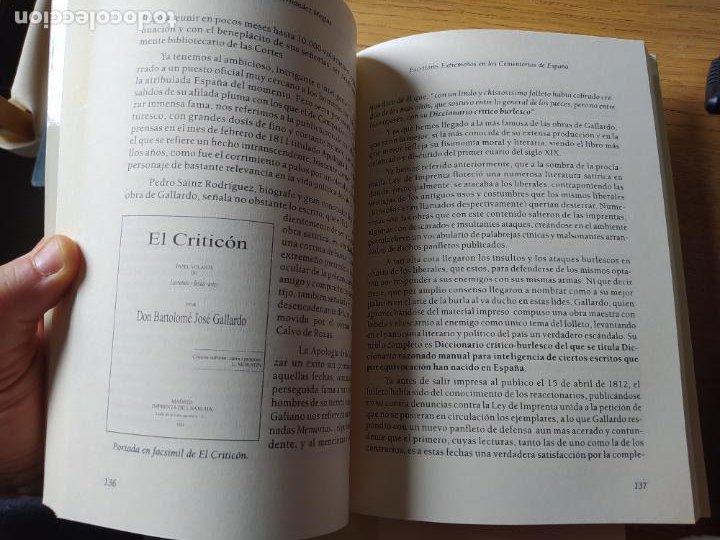 Libros de segunda mano: Escritores extremeños en los cementerios de España, Ricardo Hernandez, Ed. Beturia, 2004 - Foto 6 - 252425375