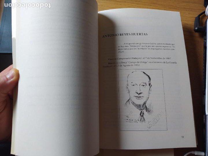 Libros de segunda mano: Escritores extremeños en los cementerios de España, Ricardo Hernandez, Ed. Beturia, 2004 - Foto 9 - 252425375