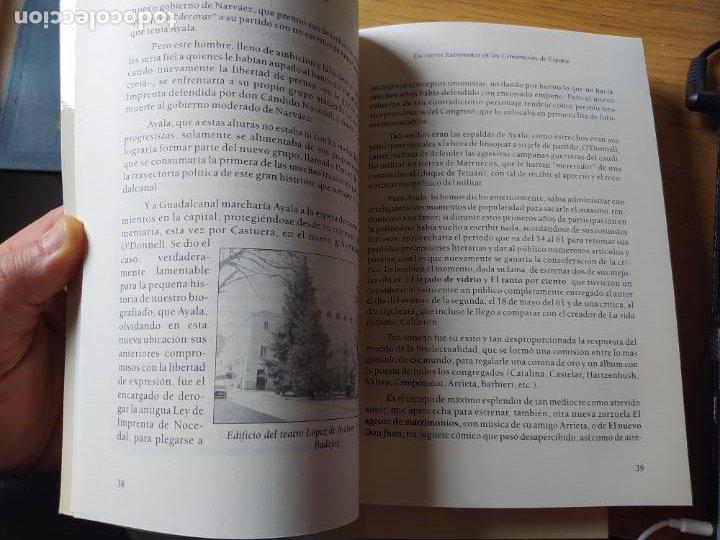 Libros de segunda mano: Escritores extremeños en los cementerios de España, Ricardo Hernandez, Ed. Beturia, 2004 - Foto 10 - 252425375