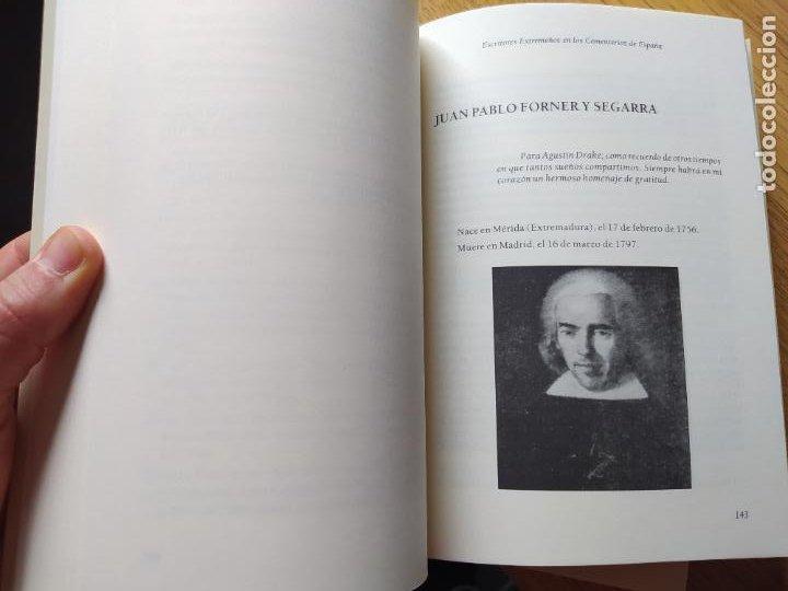 Libros de segunda mano: Escritores extremeños en los cementerios de España, Ricardo Hernandez, Ed. Beturia, 2004 - Foto 16 - 252425375