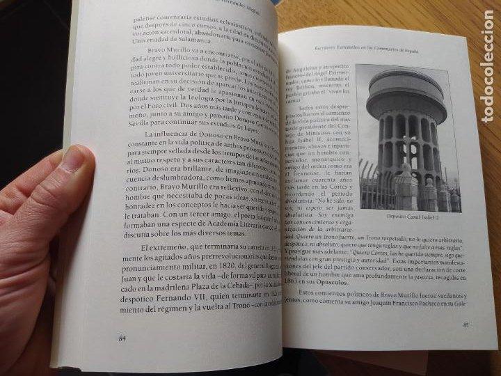 Libros de segunda mano: Escritores extremeños en los cementerios de España, Ricardo Hernandez, Ed. Beturia, 2004 - Foto 20 - 252425375