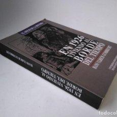Libros de segunda mano: HANS ULRICH GUMBRECHT. EN 1926 VIVIENDO AL BORDE DEL TIEMPO. Lote 254115790