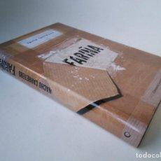 Libros de segunda mano: NACHO CARRETERO. FARIÑA. Lote 254281000