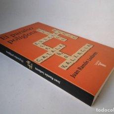 Libros de segunda mano: JUAN RAMÓN LODARES. EL PARAÍSO POLÍGLOTA. HISTORIAS DE LENGUAS EN LA ESPAÑA MODERNA CONTADAS SIN PRE. Lote 254281185