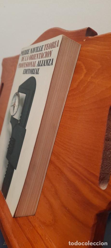 Libros de segunda mano: TEORIA DE LA ORIENTACION PROFESIONAL - Foto 3 - 254456300