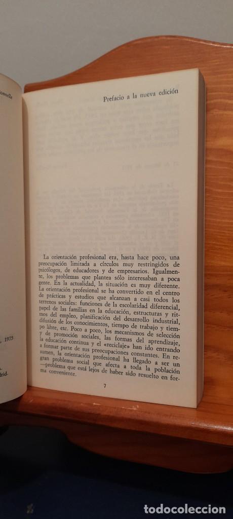Libros de segunda mano: TEORIA DE LA ORIENTACION PROFESIONAL - Foto 9 - 254456300