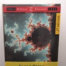 Libros de segunda mano: CAOS Y ORDEN. ANTONIO ESCOHOTADO. ESPASA CALDERÓN 1999. (ENVÍO 4,31€). Lote 281062003